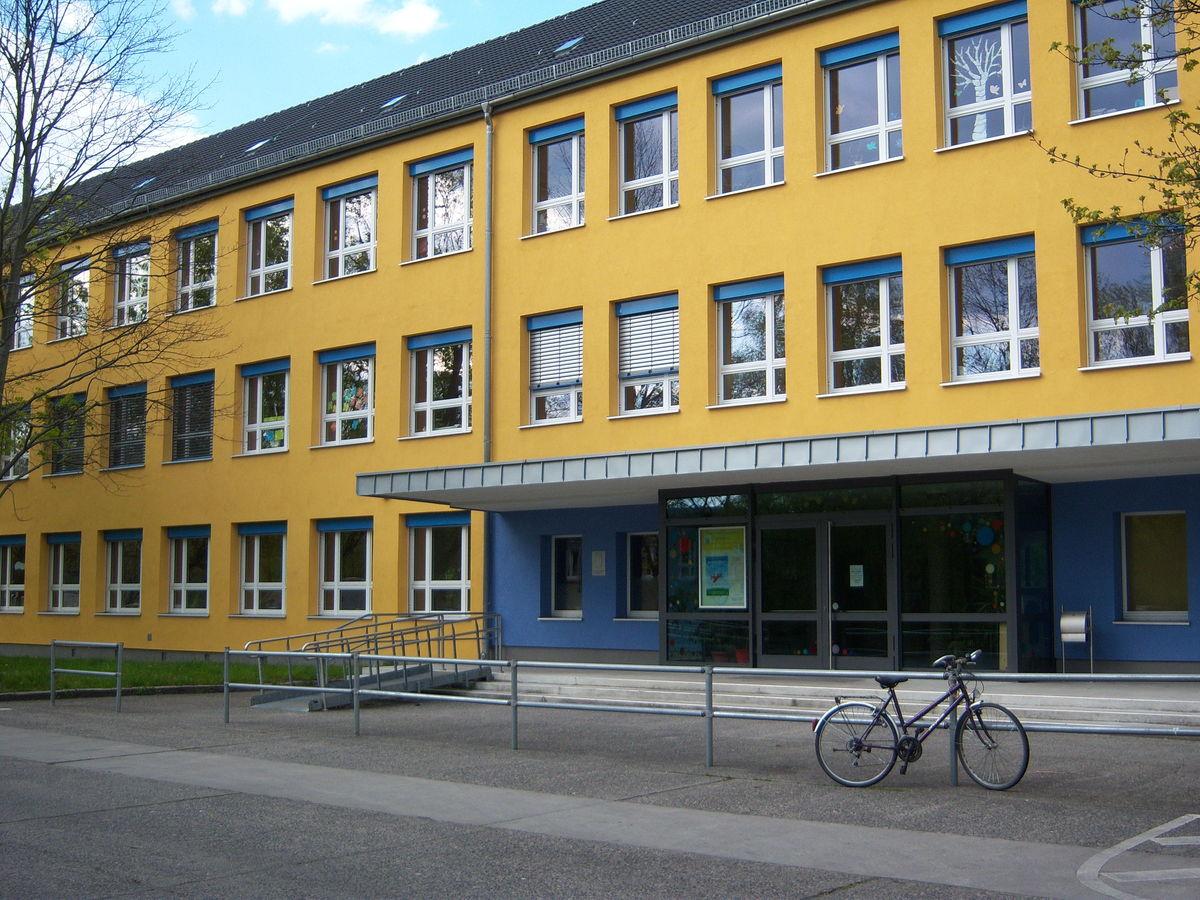 Auf Einen Kaffee In Der Paul Lincke Grundschule Tino Schopf Für