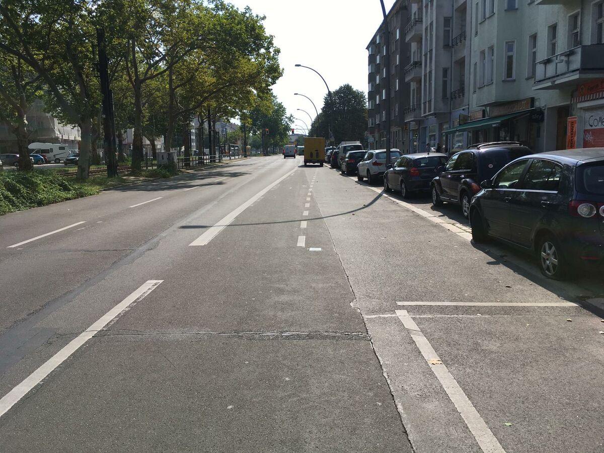 Danziger Straße Rostock